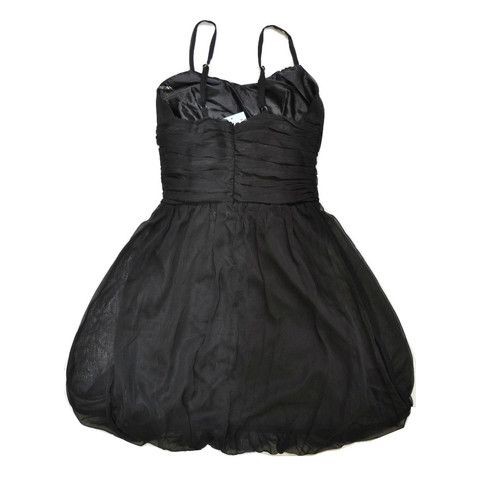 Beast Bop's latest Tasty Good™: New Morroco Black Chiffon Dress Size 8 only $36. http://goo.gl/W55mMN #fashion
