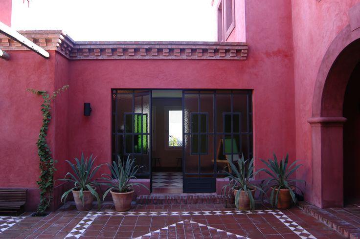 Arquitectura - Paisajismo - Ricardo Pereyra Iraola - Buenos Aires - Argentina - Patio