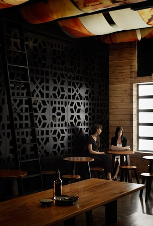 Dining room wall idea