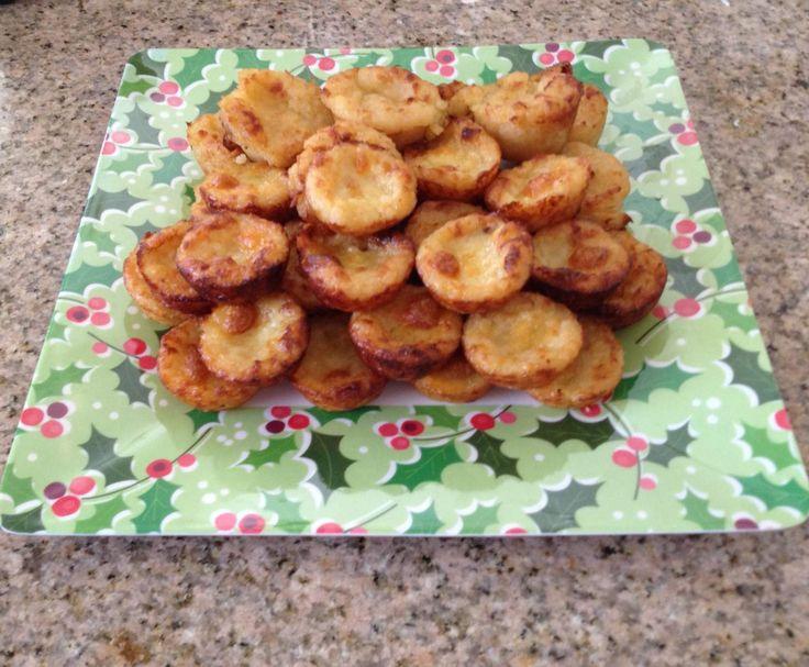 Recipe Mozzarella and caramelised onion risotto cakes by osram - Recipe of…