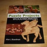 "Woodworking Book Review of ""Puzzle Projects for Woodworkers"": Puzzle Projects for Woodworkers"