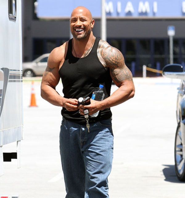 "Dwayne The Rock Johnson Girlfriend | Dwayne 'The Rock' Johnson New Movie ""SNITCH"" Private Screening On BET ..."