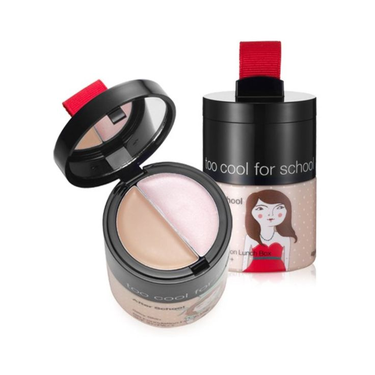 Too Cool For School After School BB Foundation Lunch Box SPF 37 PA++
