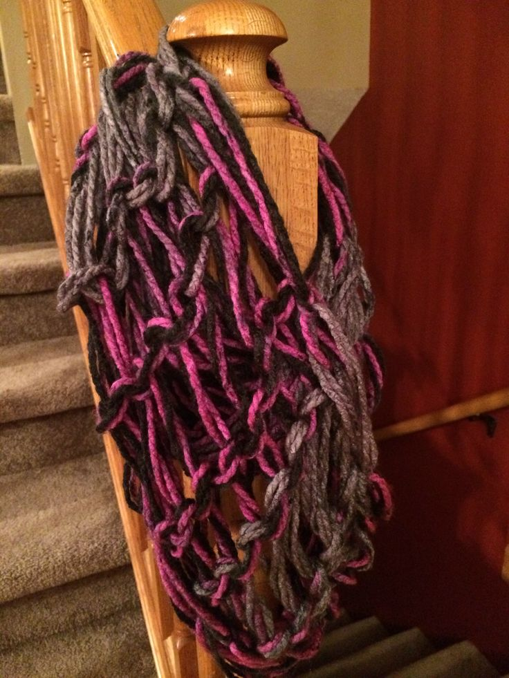 Knitting With Arms Scarf : Best images about arm knitting on pinterest knit