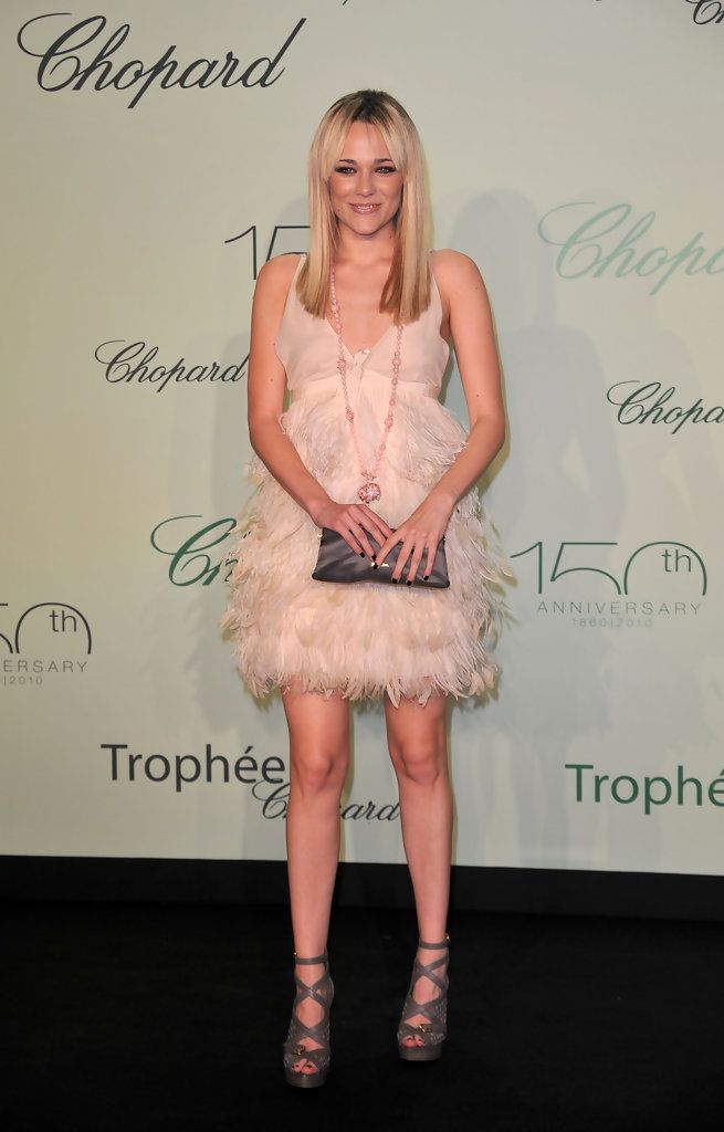 Laura Chiatt at the Chopard 150th Anniversary party (2010)