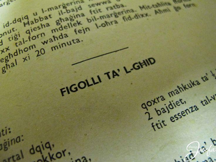 Maltese figolli