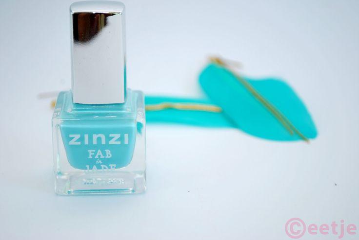 Zinzi nagellak Fab in Jade | Ceetje