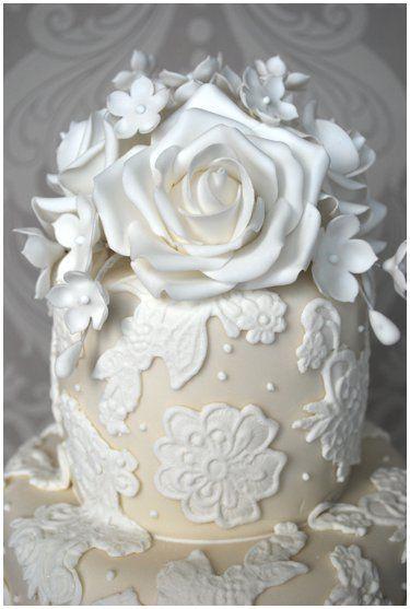 62 Best Wedding Cake Beauty Images On Pinterest