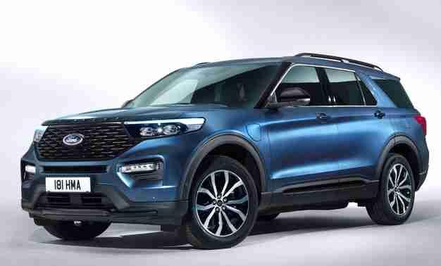 2021 Ford Explorer New Design 1 in 2020 | Ford explorer ...