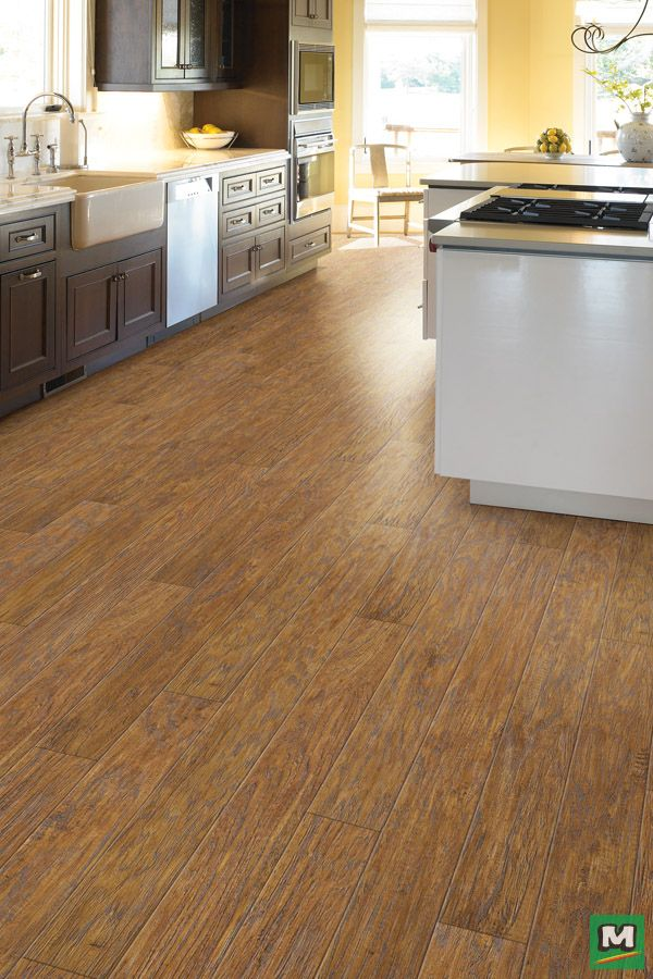 Create a cozy atmosphere in your home with Shaw Encore Laminate Flooring!  Adorned in