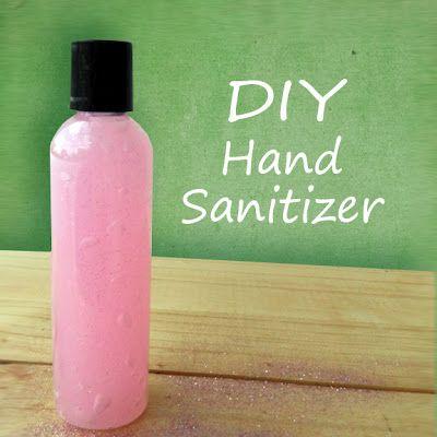Paula Parrish: DIY Hand Sanitizer