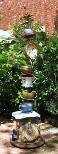 17 Best 1000 images about Alice in Wonderland Garden Ideas on Pinterest