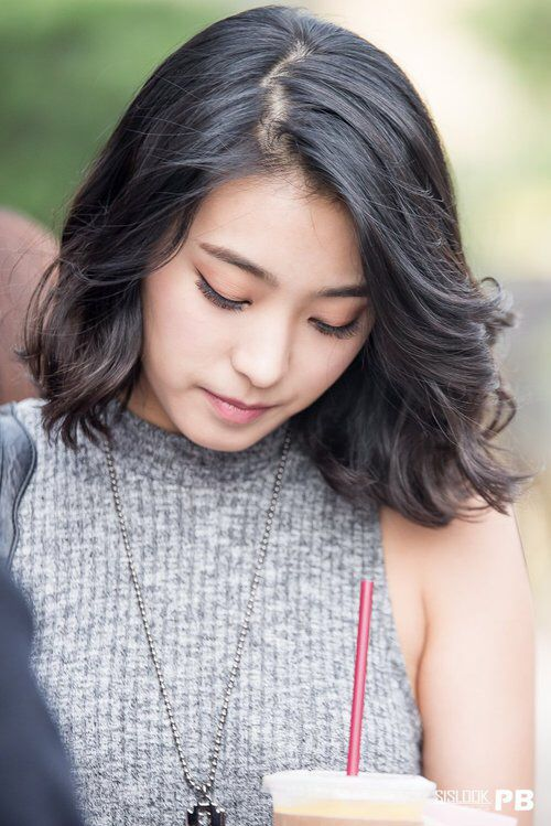 Bora with short hair!                                                                                                                                                                                 More