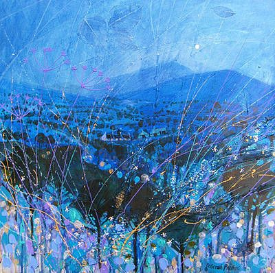 Deborah Phillips artist, paintings and art at the Red Rag Scottish Art Gallery