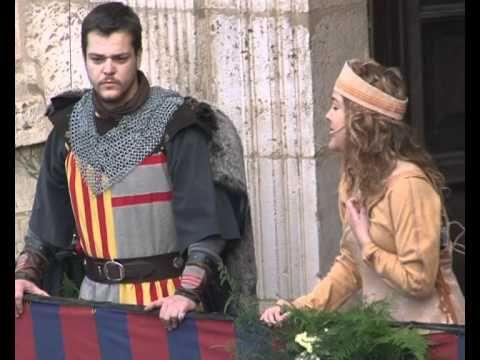 Canción de Mari Carmen Torres dedicada a los Amantes de Teruel con la que se…