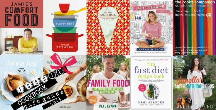 Best Cookbooks of 2014, a foodies review and buyers guide. Jamie Oliver, Pete Evans, Sarah Wilson, Mimi Spencer, Janella Purcell, Stephanie Alexander, Donna Hay, Whole Foods Simply....  Click here for the full run down http://www.eatraiselove.com/love/cookbook-gift-guide-2014/