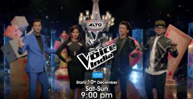 The Voice India Season 2 - Watch Online on PlayKardo.Me The Voice India Season 2 will be aired Sat - Sun 9pm india time from 10th Dec on And Tv. Click the link below for promos and more updates: http://www.playkardo.me/watch-online/and-tv/the-voice-india-season-2/