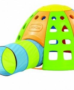Little-Tikes-Tunnel-N-Dome-Climber #outdoor toys #outdoor toys for kids #kids outdoor toys #outdoor kids toys #outdoor toys for toddlers #toddler outdoor toys #ride on toys for toddlers #kids ride on toys