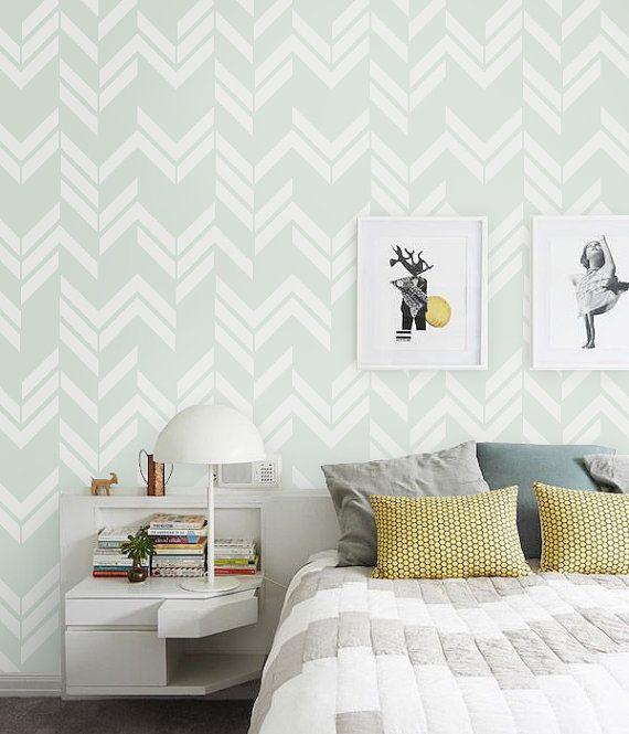 Best 25 vinyl wallpaper ideas on pinterest vinyl for Temporary bedroom walls
