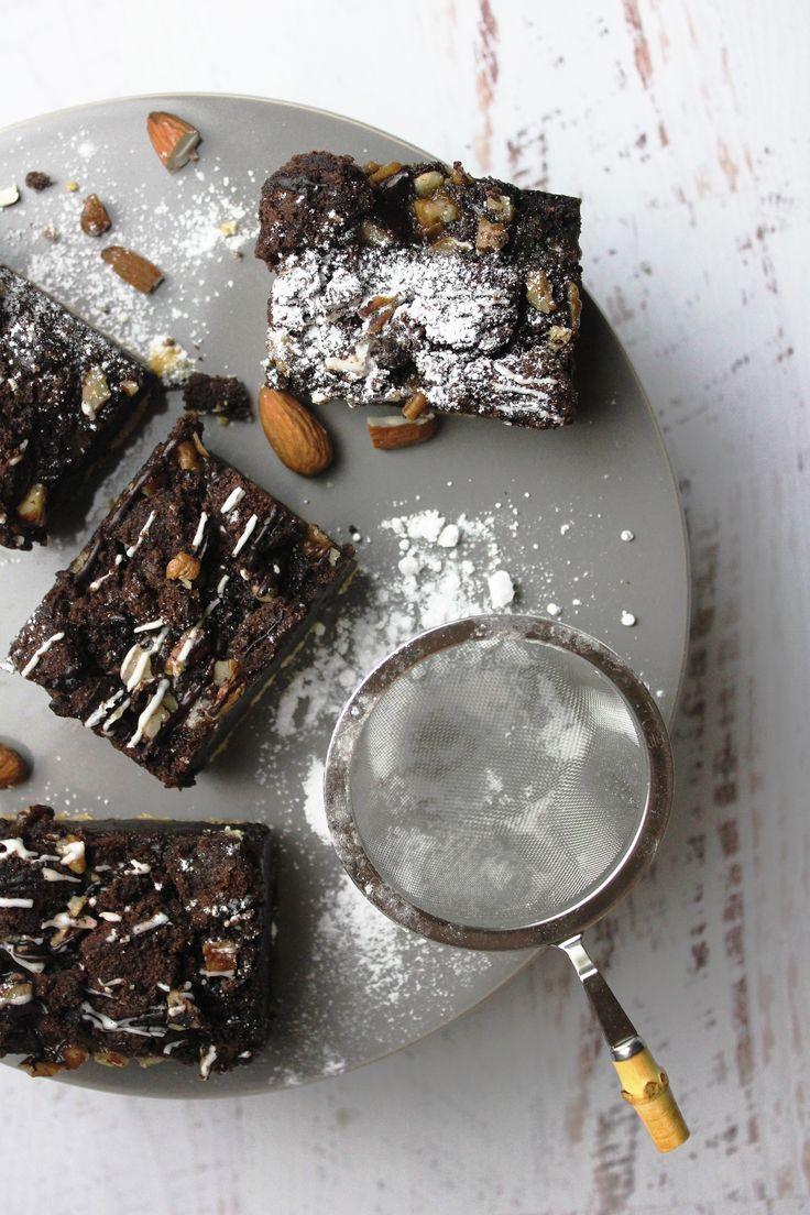 Brownies  https://www.instagram.com/thedesignfeeds/