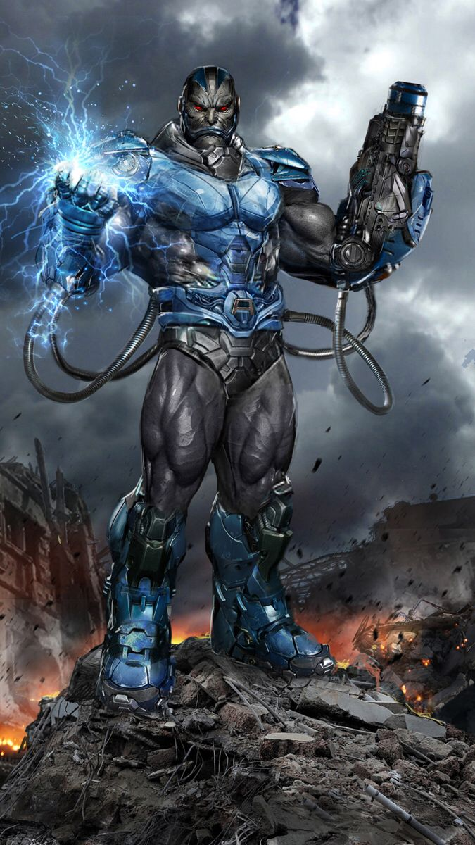 Apocalypse by John Gallagher #XMen #Mutants