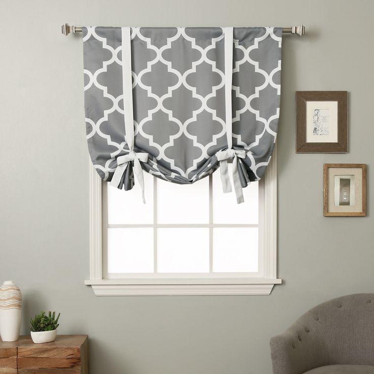 Best 25+ Tie up curtains ideas on Pinterest