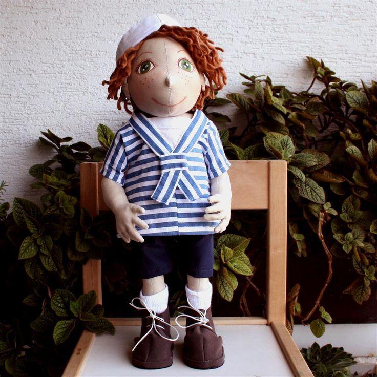 Little Sailor - www.crafstudio.sk