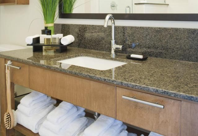 Solid surface countertops are highly valued because of their beauty and ability to be shaped in unique ways.