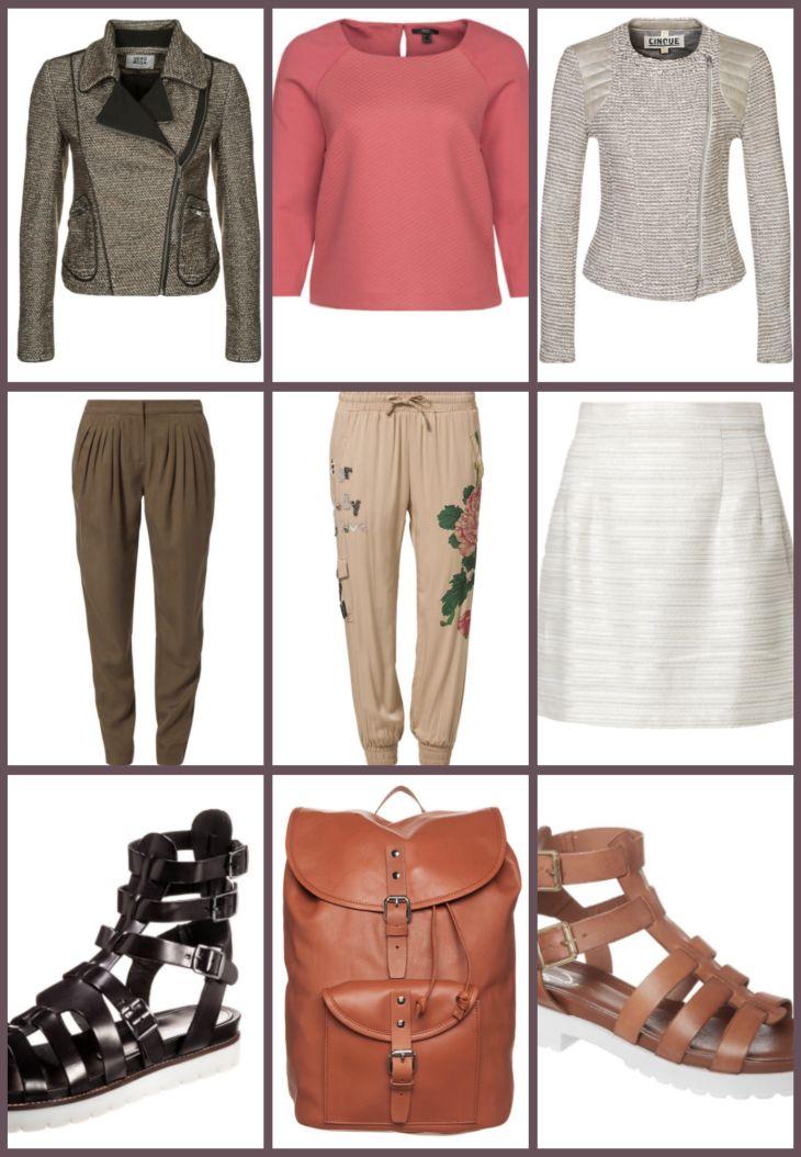 THE FASHIONAMY by Amanda Fashion blogger outfit, made in italy street wear : Idee moda per la primavera, per il viaggio, per le skinny e per...#fashion #summer #red #style #trend #spring #outfit #blue #white #blackandwhite #curvy #skinny #traveloutfit #coolhunter #skirts #tshirt #sweatshirt #dress #pants #shoes #bag #zalando #fashionblog #fashionblogger #military #militarystyle