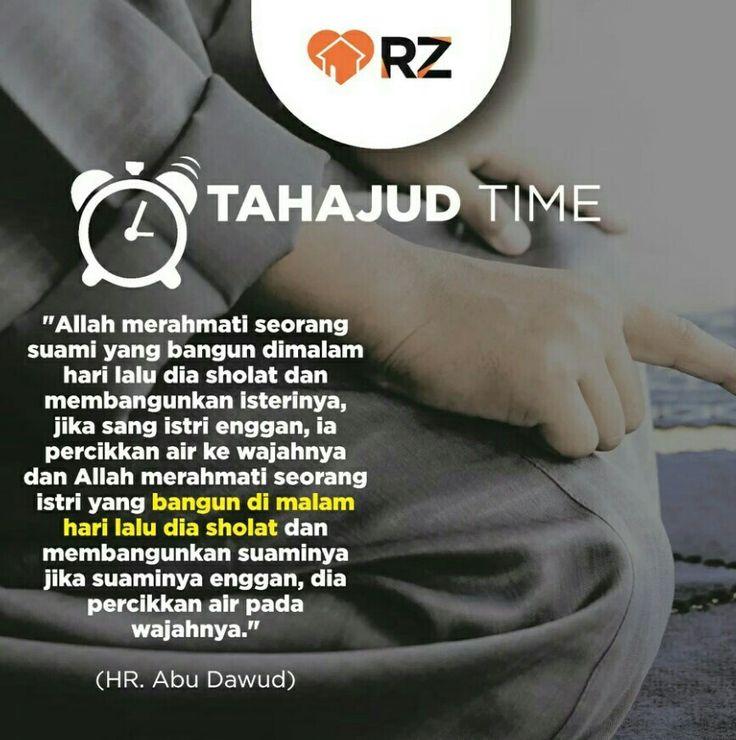 Abu Dawud - Tahajud time