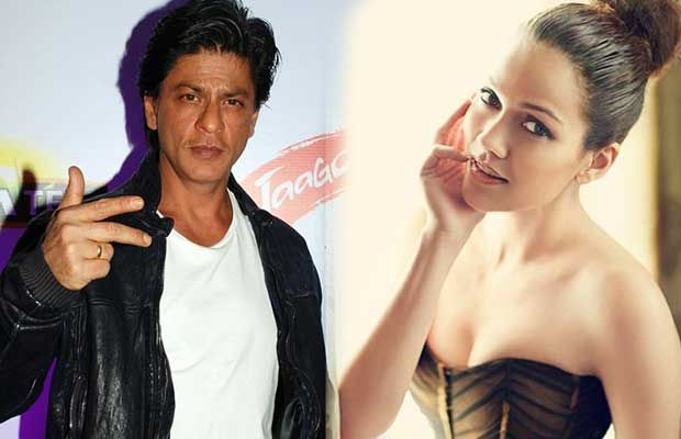 इस अभिनेत्री से प्रभावित नजर आ रहे हैं शाहरुख