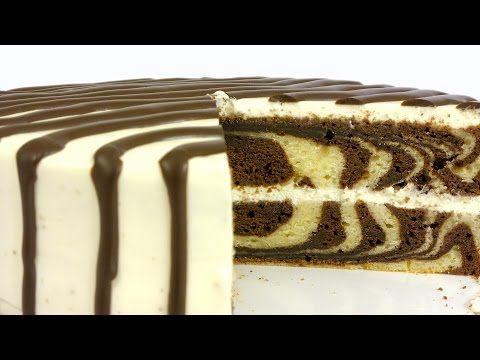 торт медовик - YouTube
