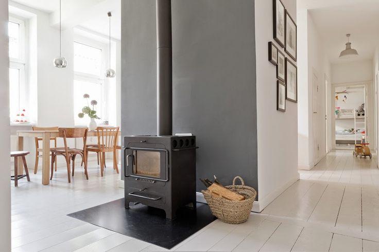 Classic ABC 4 wood stove.