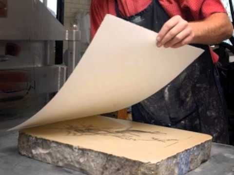 A brief introduction video to the main printmaking methods.