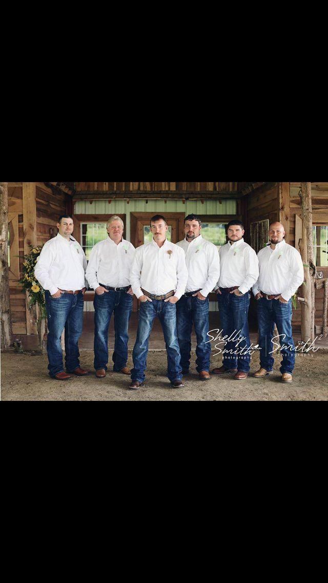 The boys on my wedding day 8/24/13 picture taken by Shelly smith photography. Country wedding