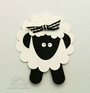 punch art lamb