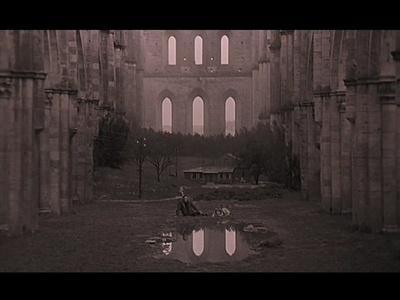 Tarkovsky, escena epilogal y epifánica de Nostalghia