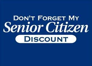 My friend Honey sent me this extensive list of Senior Citizen Discounts that are currently available. Some of these start as young as 50 years old. For the most part you will need to ask for you di...