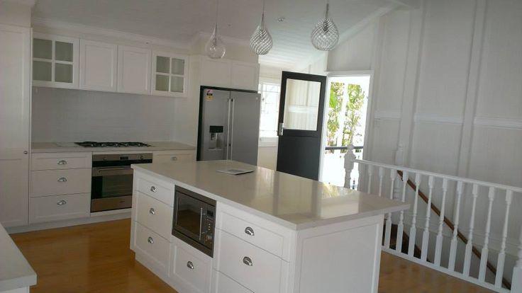 Classic style Ascott kitchen.