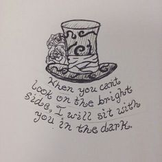 The best Alice In Wonderland quote, that rings true in the here and now from the heart