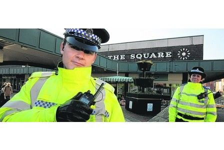 how to become a police community support officer