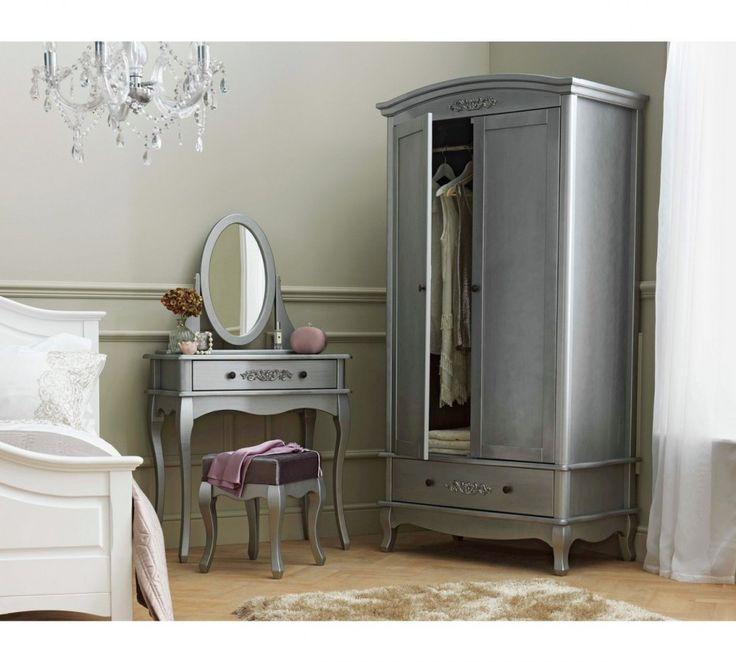 Atena: noua colecție pentru dormitor, de la #eMobili! Alb, argintiu sau auriu - pentru gusturi rafinate - http://www.emobili.ro/catalog/colectia-atena-51