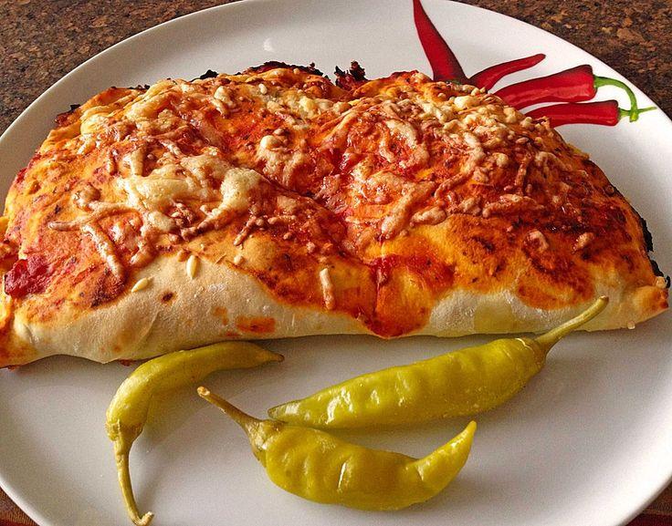 Schnelle Calzone, ein sehr leckeres Rezept aus der Kategorie Pizza. Bewertungen: 298. Durchschnitt: Ø 4,4.
