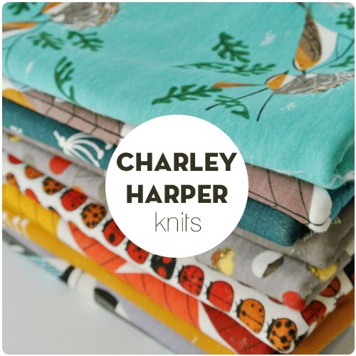 Charley Harper Is Back!   Now More Knit Options Available Too!