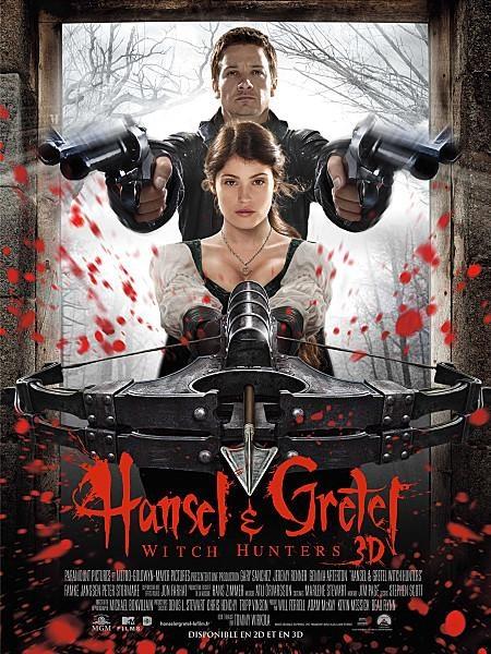 Liés par le sang, Hansel et Gretel ont aujourd'hui soif de vengeance, et ils s'en donnent à cœur joie. Pourtant, sans le savoir, ils sont désormais victimes d'une menace bien plus grande que leurs ennemis : leur passé.  Interdit aux moins de 12 ans. Bande-annonce : http://www.cinemovies.fr/film/hansel-gretel-witch-hunters_e451866/videos/1/m344762