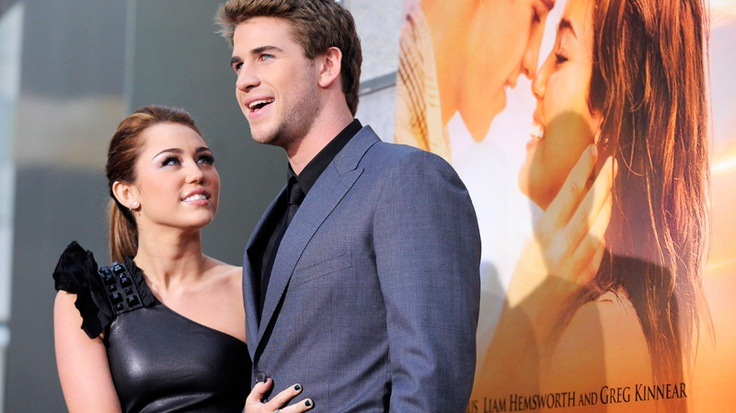 Miley Cyrus and Liam Hemsworth are engagedAmazingness Miley Cyrus, Amazingmiley Cyrus, Couples Hit, Celebrities Photos Clothing, Liam Hemsworth, Demi Selena Miley, Entertainment, Crushes Couples Crushes, Engagement
