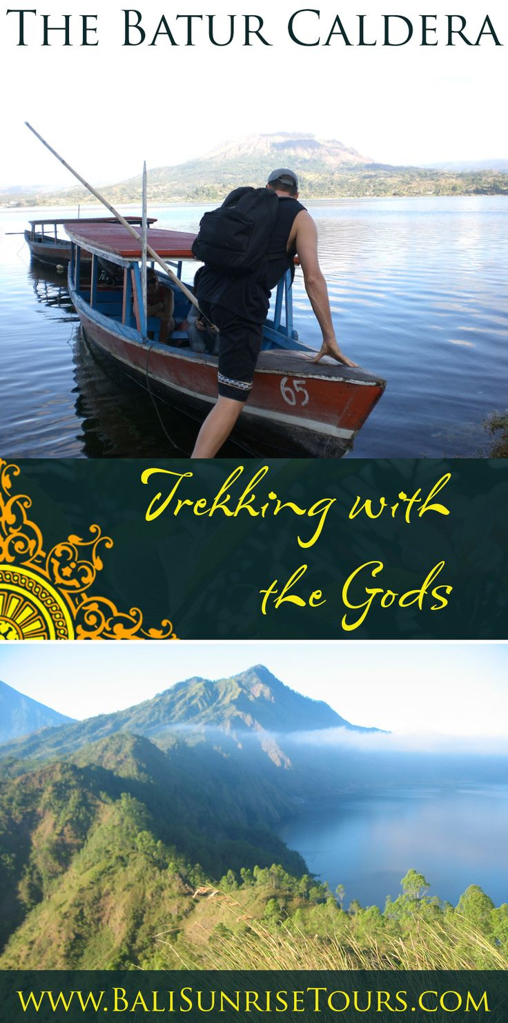 Batur Caldera Sunrise Trekking