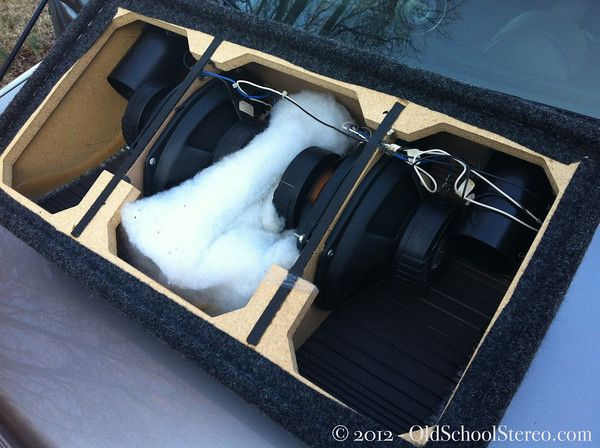 polk audio c4 subwoofer 1992 car audio four 6x9. Black Bedroom Furniture Sets. Home Design Ideas