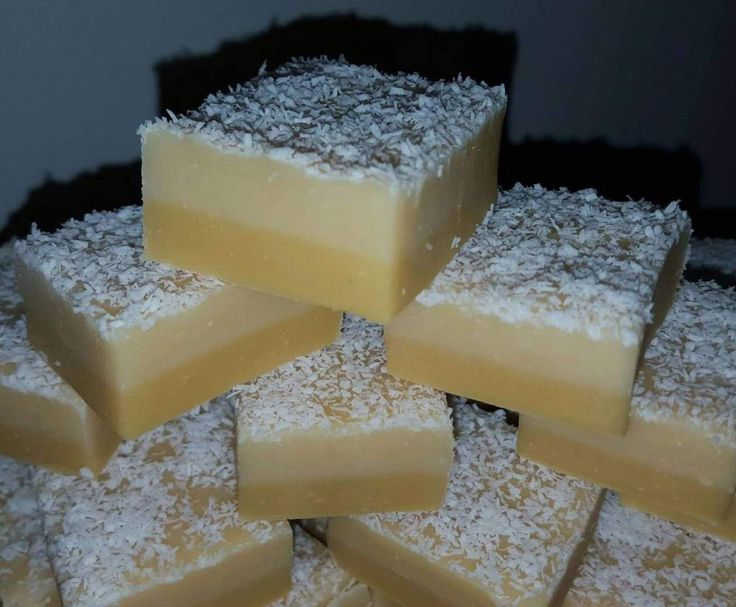 Recipe Lemon Cheesecake Fudge by Thermorebel - Recipe of category Baking - sweet