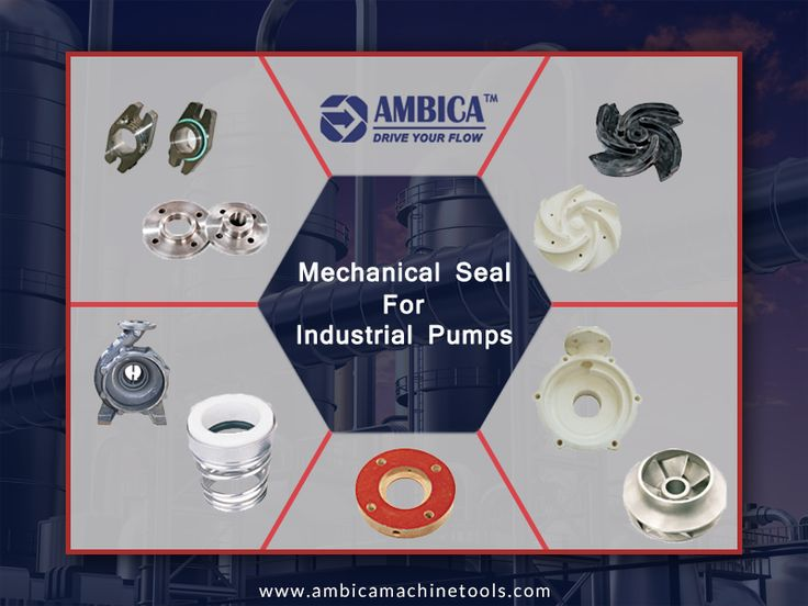 #AmbicaMachineTools is the one stop solution for your #MechanicalSeal for your industrial pumps. It is known for its quality, reliability & excellence for all type of mechanical seal. http://www.ambicamachinetools.com/pump-spares-and-parts.htmp